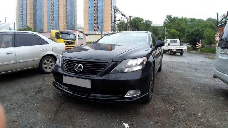Lexus LS600h, 2007 год, 1 090 000 руб.