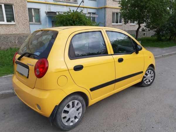 Chevrolet Spark, 2006 год, 147 000 руб.
