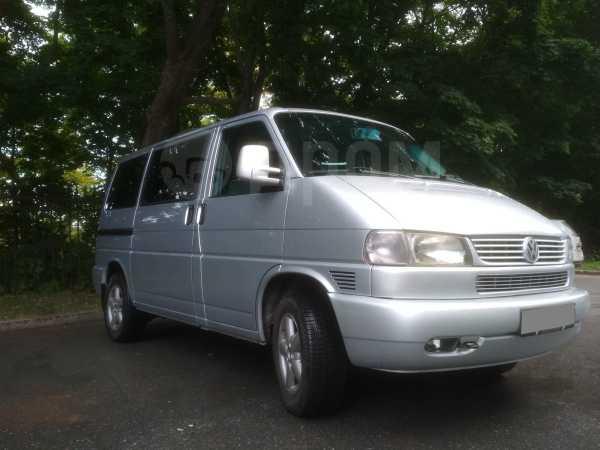 Volkswagen Multivan, 2001 год, 750 000 руб.
