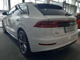 Новосибирск Audi Q8 2020