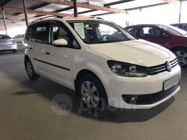 Volkswagen Touran, 2012 год, 695 000 руб.