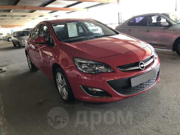 Opel Astra, 2013 год, 615 000 руб.