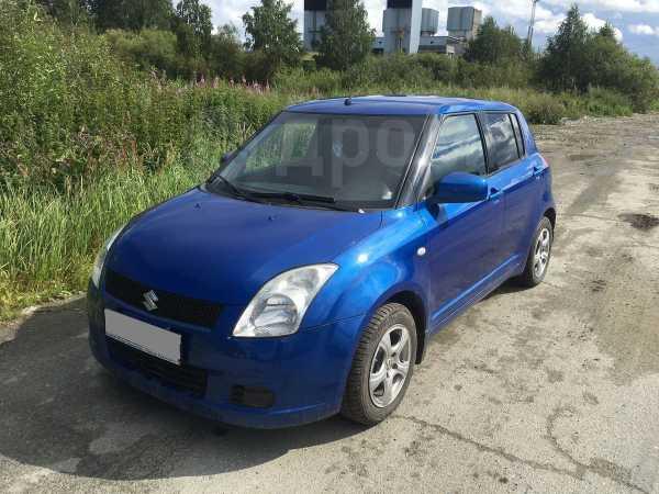 Suzuki Swift, 2005 год, 245 000 руб.