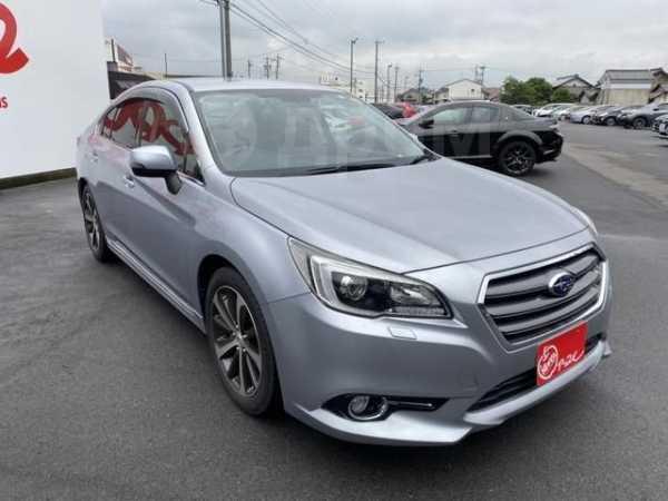 Subaru Legacy B4, 2017 год, 1 107 000 руб.