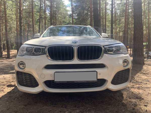 BMW X4, 2016 год, 2 120 000 руб.