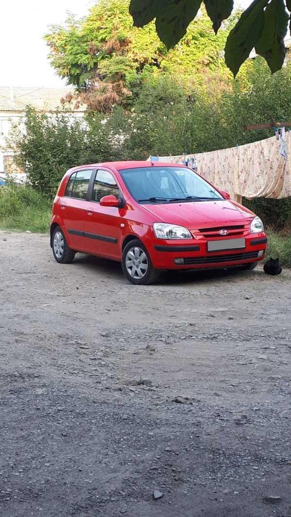 Hyundai Getz, 2004 год, 310 000 руб.