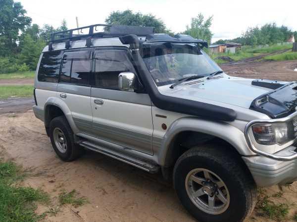 Mitsubishi Pajero, 1995 год, 520 000 руб.