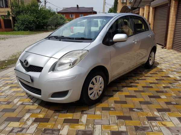 Toyota Vitz, 2010 год, 368 000 руб.