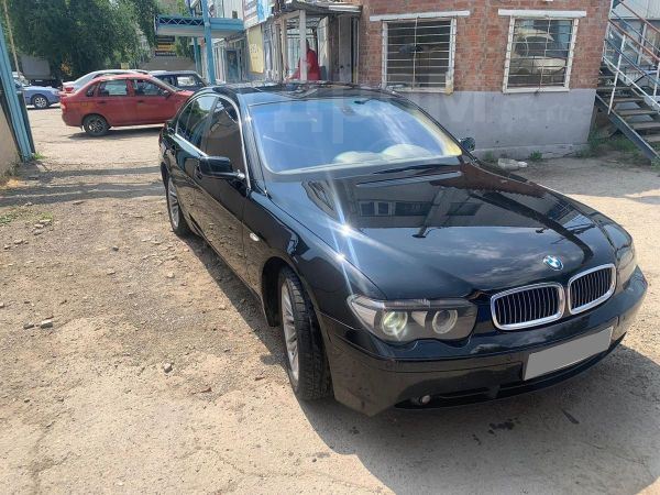 BMW 7-Series, 2004 год, 550 000 руб.