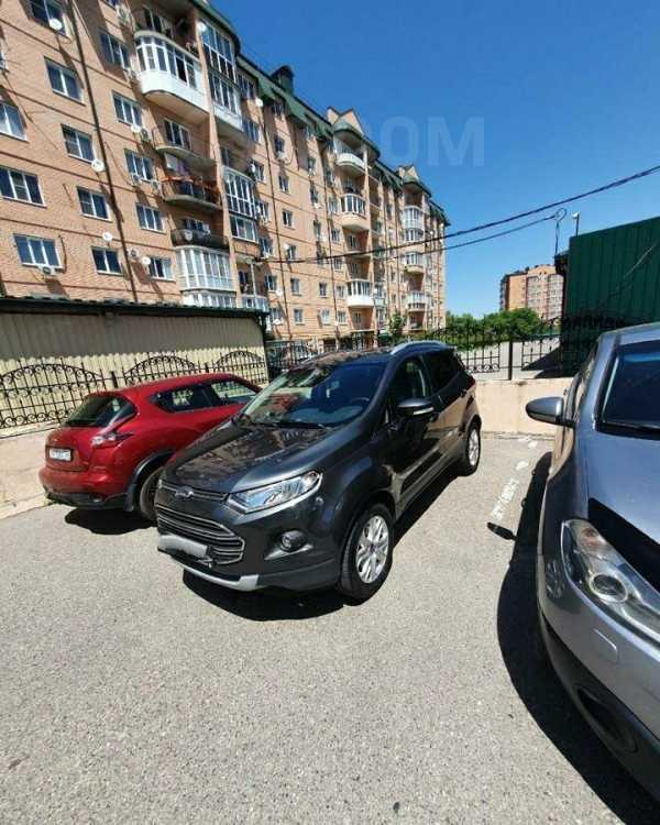 Ford EcoSport, 2017 год, 820 000 руб.
