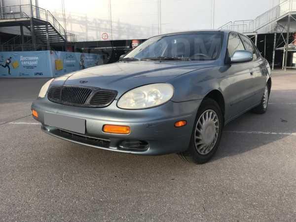 Daewoo Leganza, 2001 год, 150 000 руб.