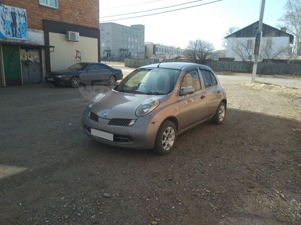 Nissan March, 2006 год, 230 000 руб.