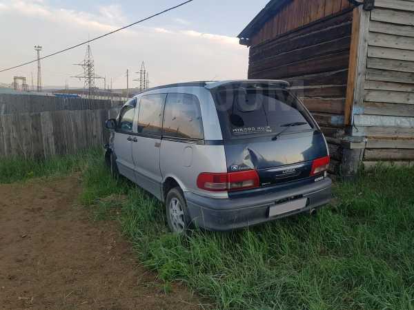 Toyota Estima Emina, 1993 год, 125 000 руб.