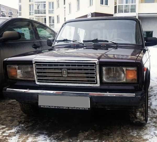 Лада 2107, 1985 год, 40 000 руб.
