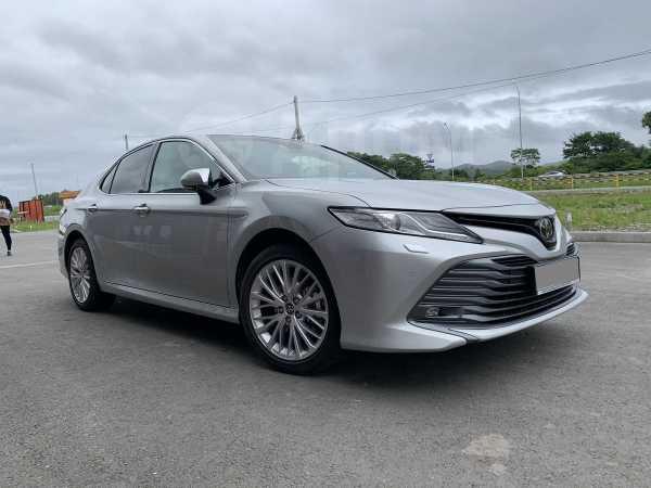 Toyota Camry, 2019 год, 1 995 000 руб.