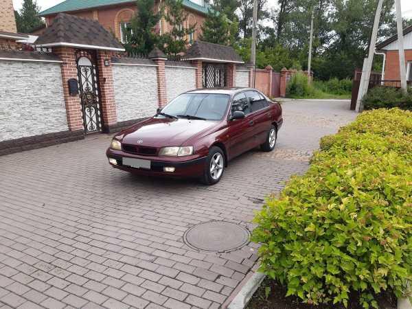 Toyota Carina E, 1997 год, 249 000 руб.