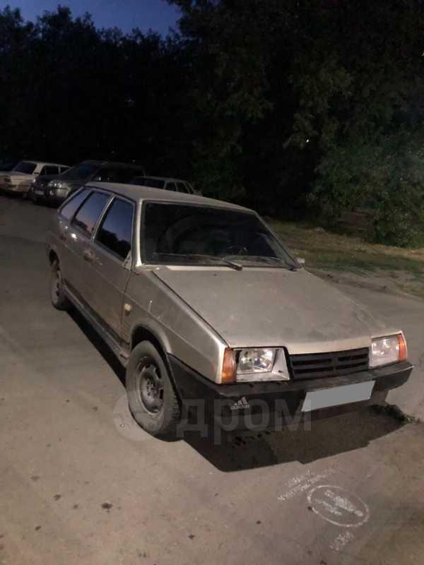 Лада 2109, 1999 год, 15 000 руб.
