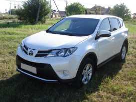 Анапа Toyota RAV4 2013