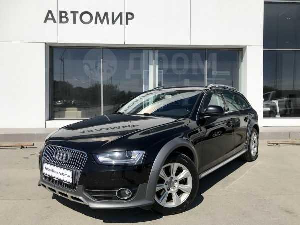 Audi A4 allroad quattro, 2012 год, 1 310 000 руб.