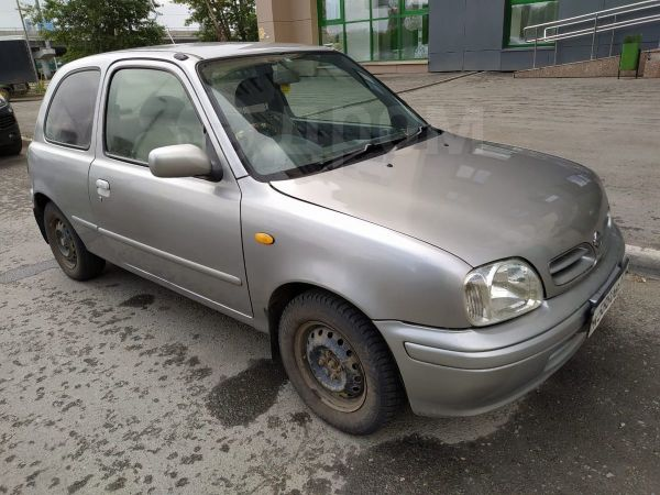 Nissan March, 2001 год, 83 000 руб.