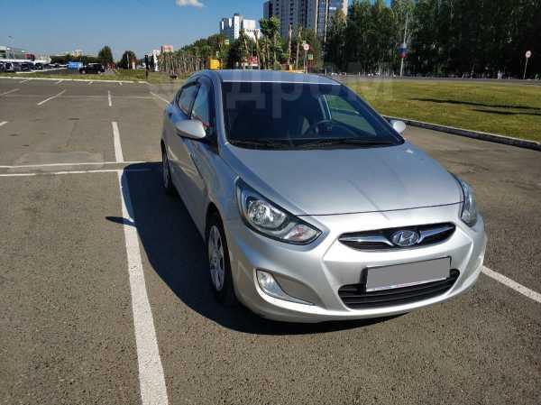 Hyundai Solaris, 2013 год, 442 000 руб.