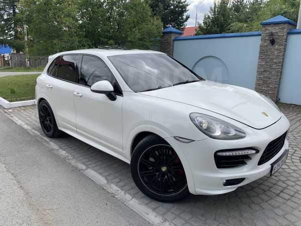 Porsche Cayenne, 2011 год, 1 620 000 руб.
