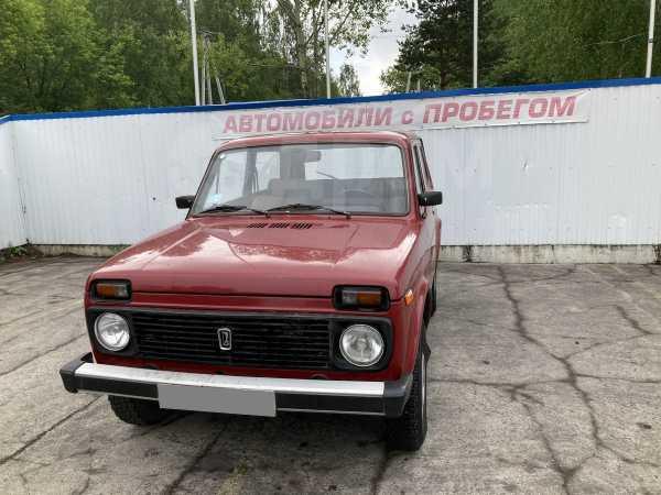 Лада 4x4 2121 Нива, 1997 год, 120 000 руб.