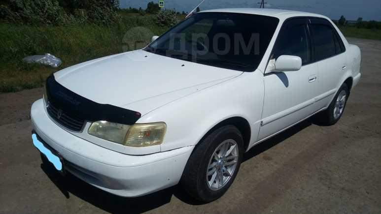 Toyota Corolla, 1998 год, 189 000 руб.