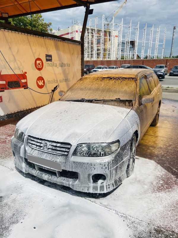 Nissan Avenir, 2003 год, 150 000 руб.