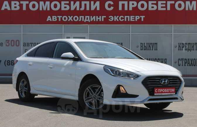 Hyundai Sonata, 2019 год, 1 245 000 руб.