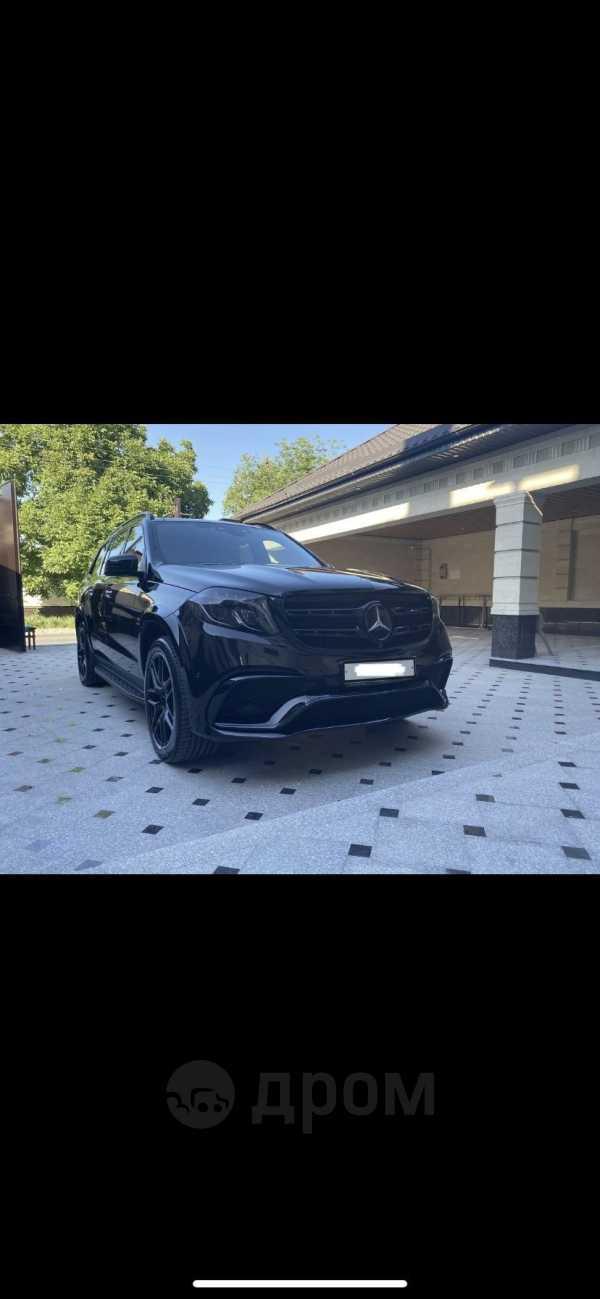Mercedes-Benz GLS-Class, 2017 год, 6 000 000 руб.