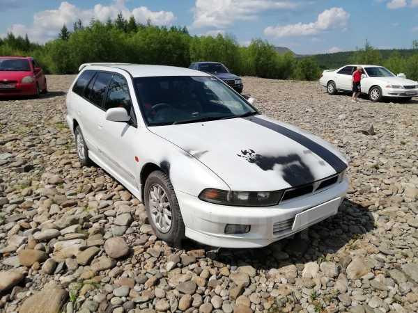 Mitsubishi Legnum, 1998 год, 125 000 руб.