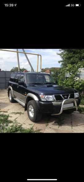 Кинель Nissan Patrol 1998