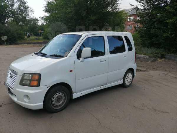 Suzuki Wagon R Solio, 2000 год, 165 000 руб.