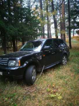 Улан-Удэ Range Rover Sport