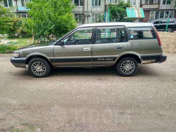 Toyota Sprinter Carib, 1991 год, 98 000 руб.