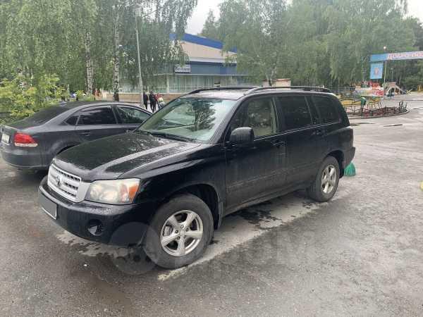 Toyota Highlander, 2004 год, 720 000 руб.