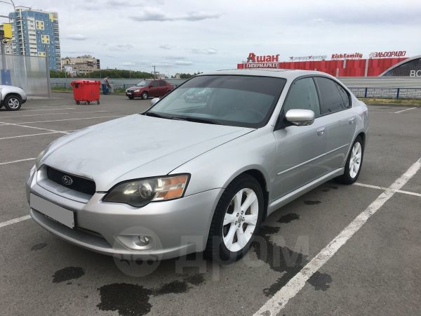 Subaru Legacy, 2004 год, 340 000 руб.