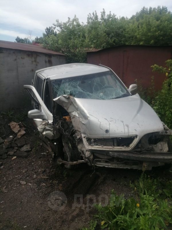 SsangYong Musso Sports, 2003 год, 100 000 руб.