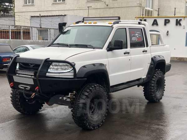 УАЗ Пикап, 2012 год, 590 000 руб.