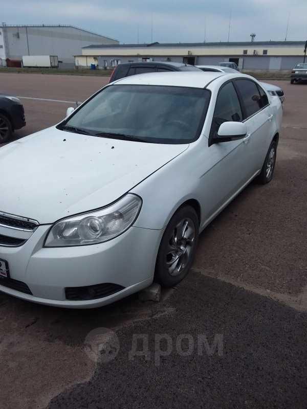 Chevrolet Epica, 2010 год, 280 000 руб.