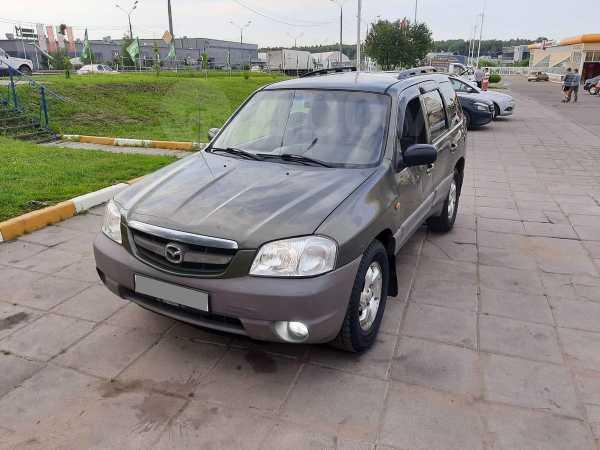 Mazda Tribute, 2001 год, 235 000 руб.