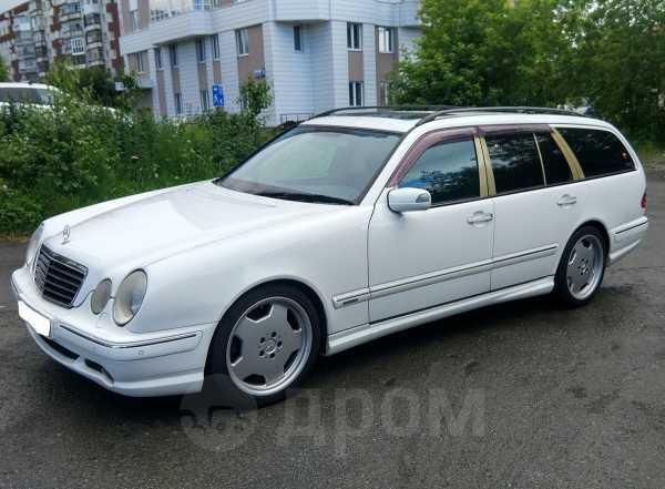 Mercedes-Benz E-Class, 2000 год, 980 000 руб.