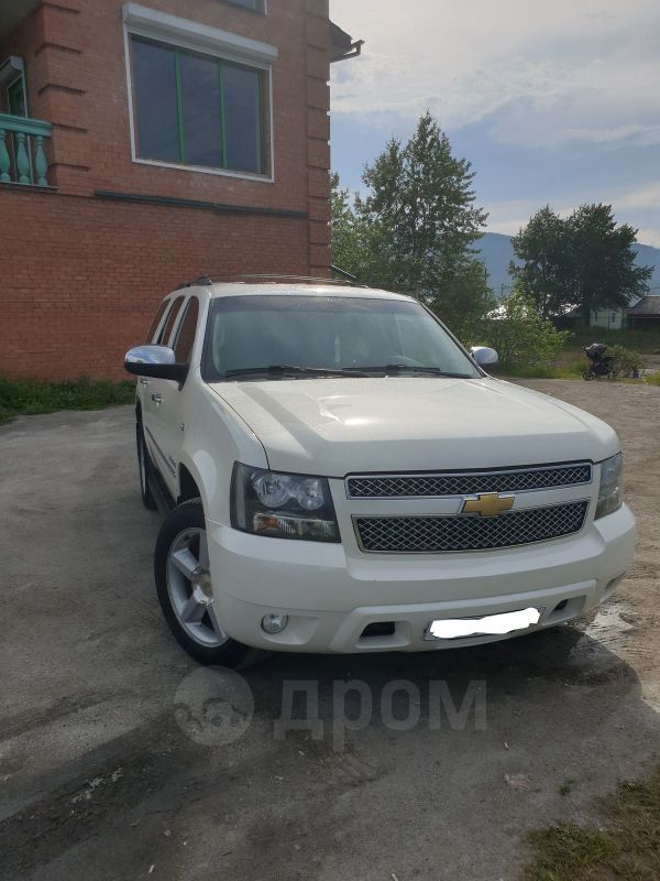 Chevrolet Tahoe, 2012 год, 1 645 000 руб.