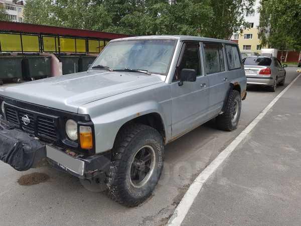 Nissan Patrol, 1993 год, 250 000 руб.
