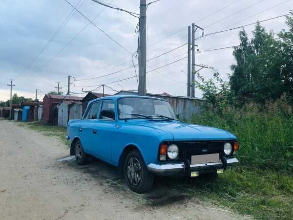 Москвич 412, 1988 год, 44 000 руб.