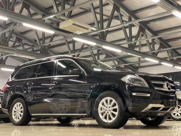 Mercedes-Benz GL-Class, 2014 год, 2 329 000 руб.
