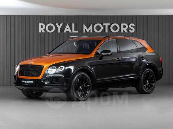Bentley Bentayga, 2017 год, 10 650 000 руб.