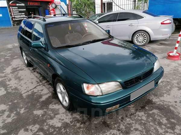 Toyota Carina E, 1997 год, 125 000 руб.