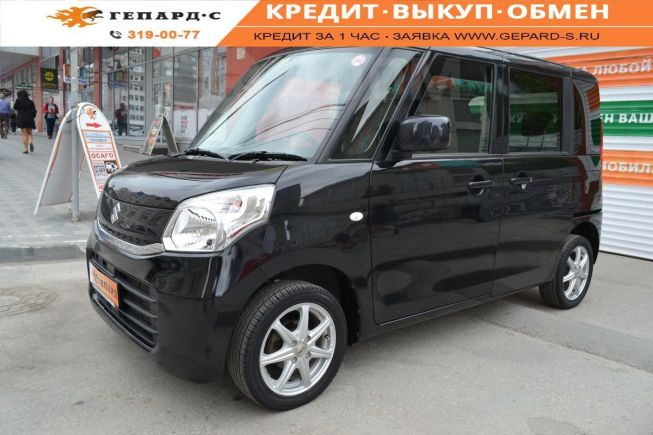Suzuki Spacia, 2016 год, 499 000 руб.